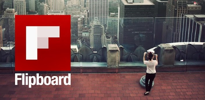 Flipboard disponibile sul Play Store