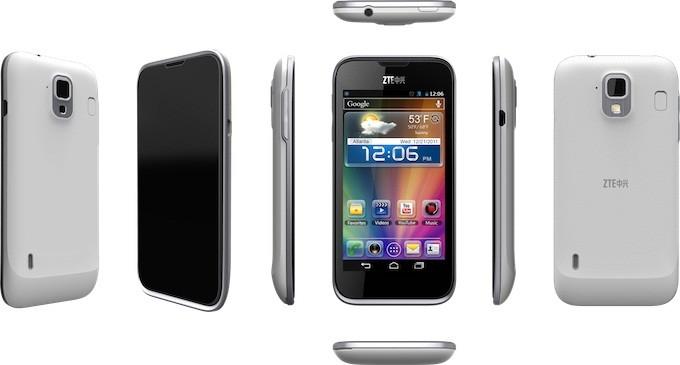 ZTE annuncia il Grand X LTE (T82) al CommunicAsia 2012