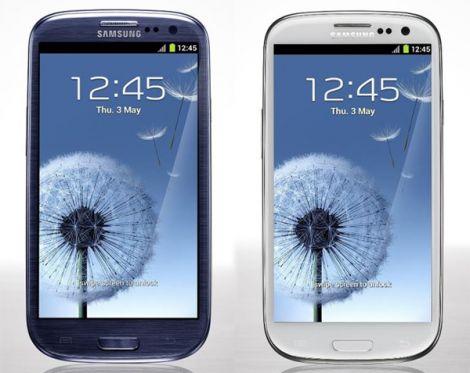 Samsung: più di 10 milioni di Galaxy S III venduti