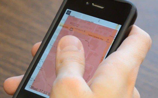 Dall'Università di Calgary arriva la nuova tecnologia Fat Thumb