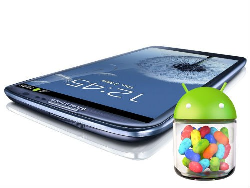 Samsung Galaxy S III: Android 4.1 Jelly Bean dal 9 Ottobre