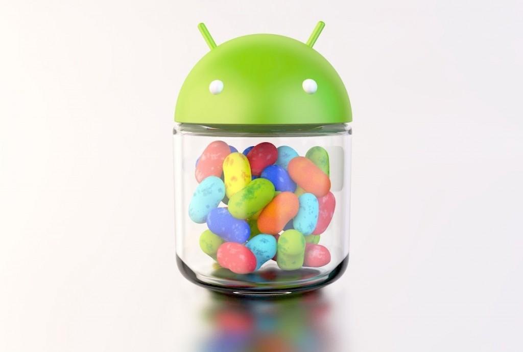 Google pubblica il Changelog ufficiale di Android 4.1 Jelly Bean