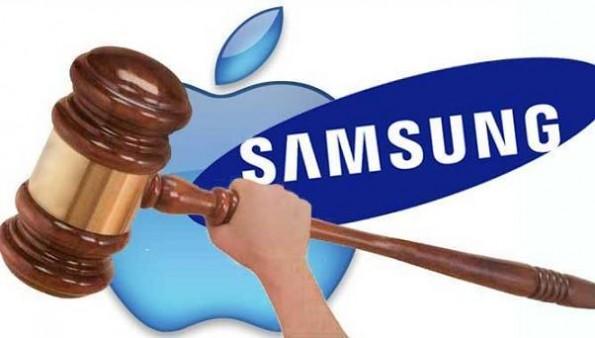 Guerra dei brevetti: Apple chiede a Samsung 2.5 miliardi di dollari di danni
