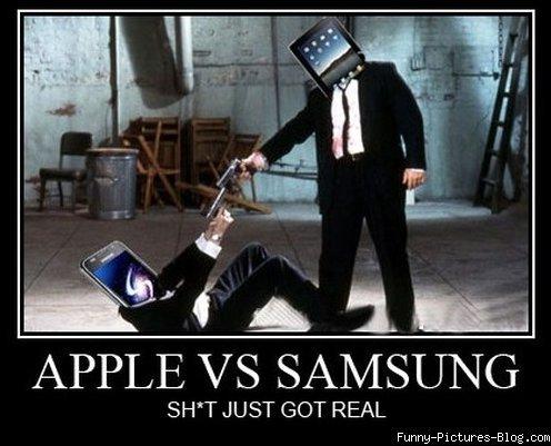 Un giudice inglese ordina ad Apple di scrivere sul suo sito che Samsung non ha copiato iPad