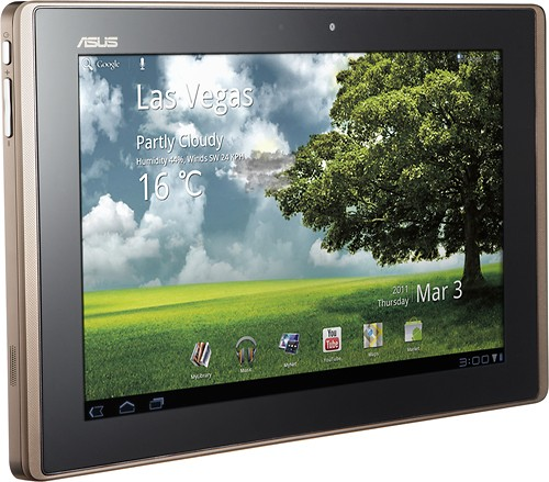 Disponibile un aggiornamento per l'Asus Transformer TF-101