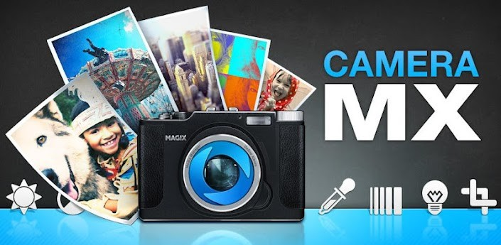 Camera MX si aggiorna con tanti nuovi filtri, cornici ed effetti