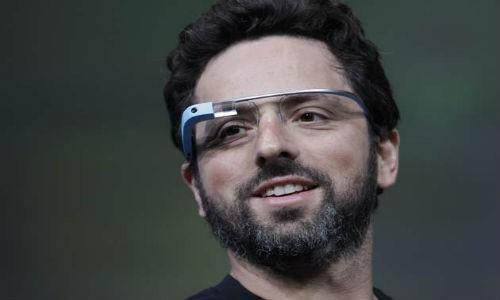 Sergey Brin avvistato in metropolitana con i suoi Google Glass
