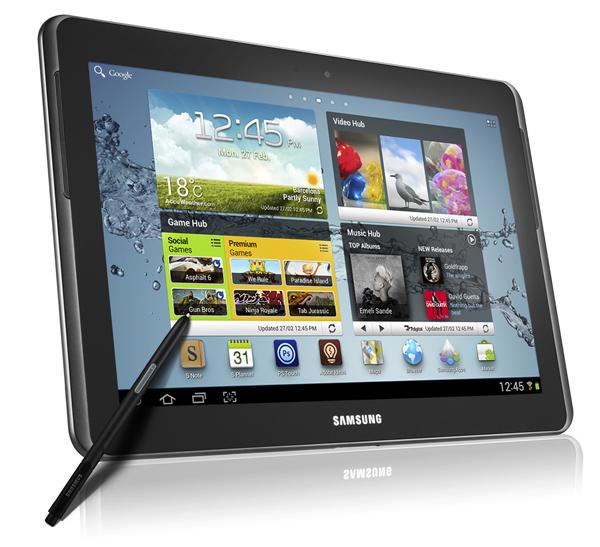 Samsung rilascia un nuovo spot del Galaxy Note 10.1