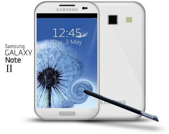 Primi benchmark per il Galaxy Note 2 GT-N7100