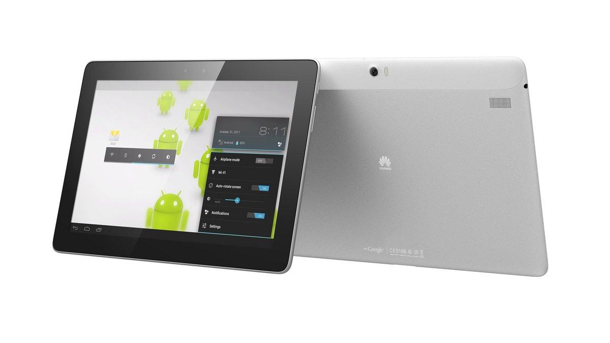 Huawei Mediapad 10 FHD arriverà in Ottobre