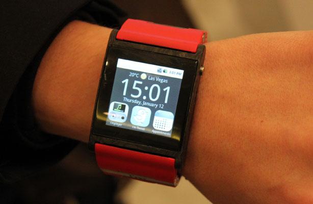 Partono le consegne di I'm Watch, lo smartwatch italiano con sistema operativo Android
