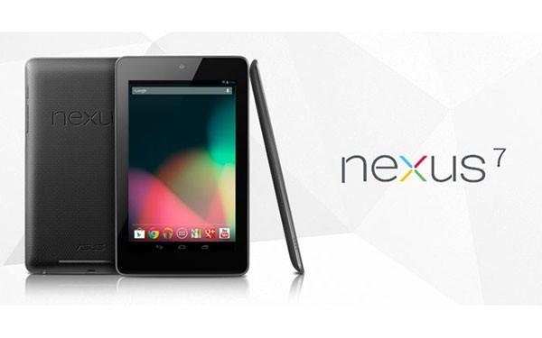 Nexus 7 da 16 GB: memoria interna rapidissima