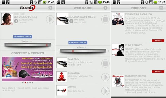 Radio Globo, l'applicazione ufficiale arriva su Android
