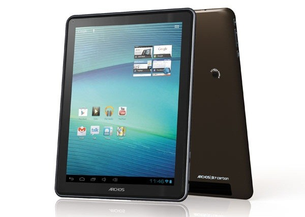 Archos 97 Carbon con display da 9.7