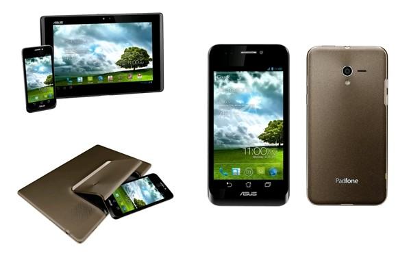 Asus Padfone disponibile anche con TIM Ricaricabile a 749€