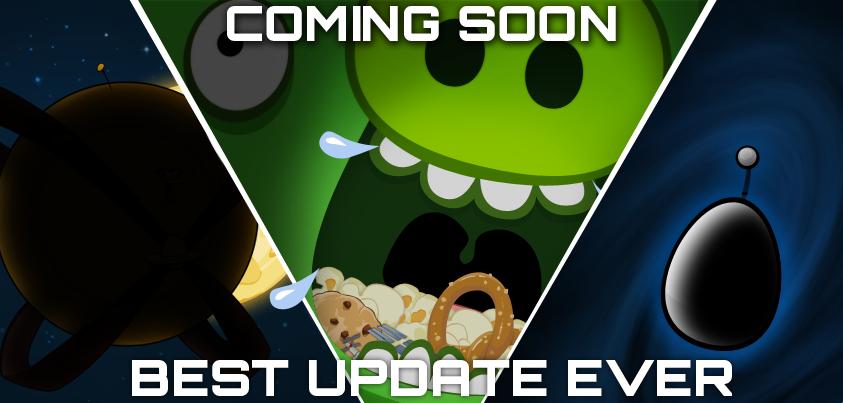 Angry Birds: il miglior aggiornamento di sempre