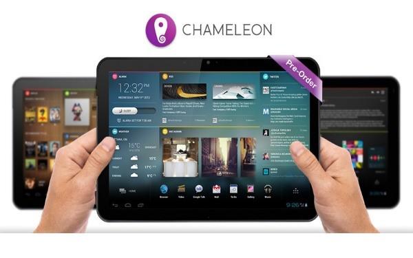 Chameleon mostra le sue potenzialità sul Nexus 7 [VIDEO]