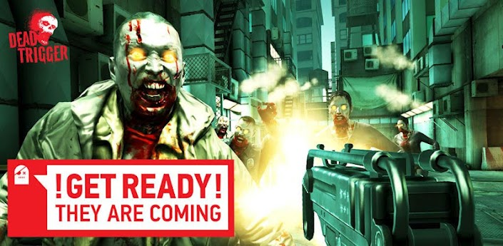 Dead Trigger è disponibile per il download sul Play Store