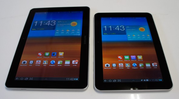 Galaxy Tab 8.9 e 10.1: disponibile Jelly Bean AOSP e CM10 non ufficiale