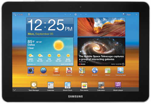 Disponibile l'aggiornamento a Ice Cream Sandwich per Galaxy Tab 10.1