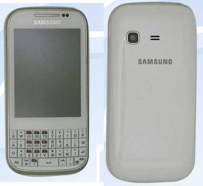 Samsung pronta a lanciare un nuovo smartphone low-cost con tastiera QWERTY ed Ice Cream Sandwich