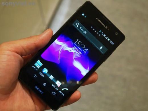 Sony Hayabusa: nuove immagini della versione internazionale di Xperia GX
