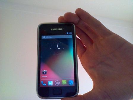 Grazie a XDA Jelly Bean arriva anche sul Galaxy S