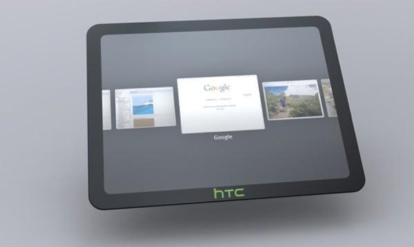 Primi benchmark per il nuovo tablet di HTC