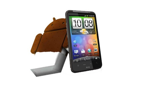 HTC Desire HD, cancellato l'aggiornamento ad Ice Cream Sandwich?