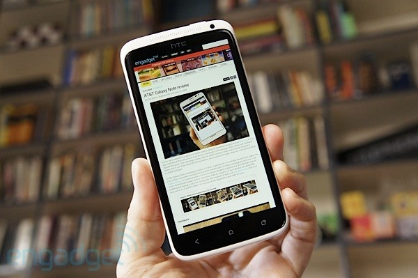 HTC One X: disponibile al download l'aggiornamento software 3.20.401.3
