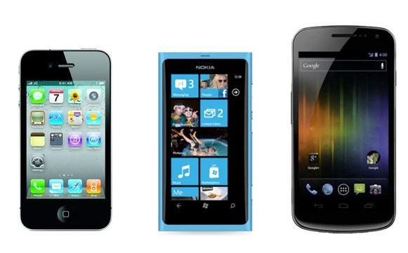 Dati ComScore: Android e iOs continuano a crescere, per RIM e Motorola va sempre peggio