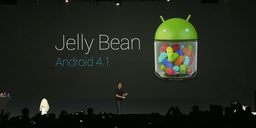 Primo video per Jelly Bean sul Galaxy S II