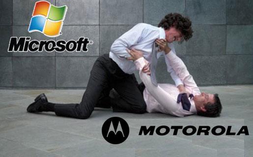 Brevetti, Microsoft attacca Motorola e la dogana USA: