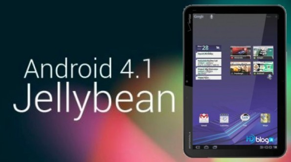 Motorola Xoom 3G: ecco un'ottima ROM Jelly Bean