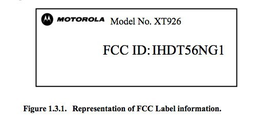 Motorola Droid RAZR HD in fase di approvazione dalla FCC