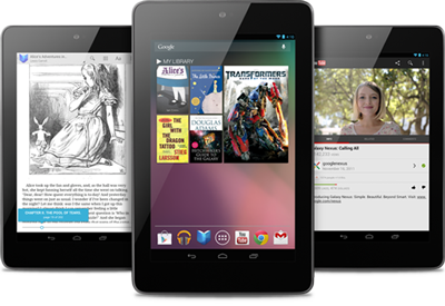Google ci aiuta a configurare il Nexus 7 [VIDEO - UPDATE]