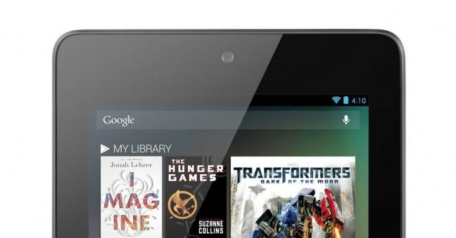 Il successo dei Nexus 7 fa schizzare anche del 600% le vendite sul Play Store