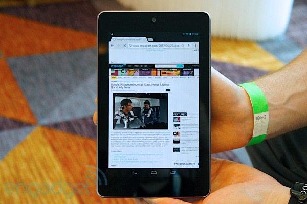 I primi tablet da 7 pollici a 99 dollari verranno rilasciati nel Q3 2013