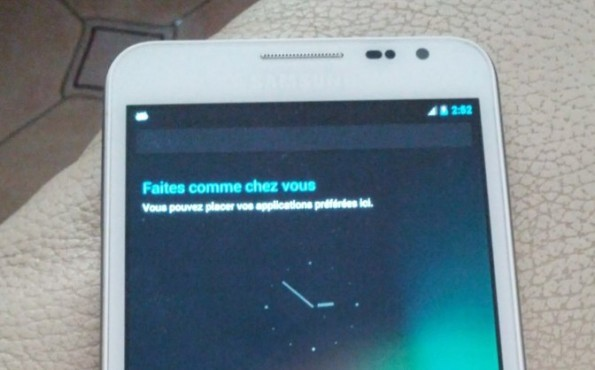 Jelly Bean su Galaxy Note, in arrivo la prima ROM