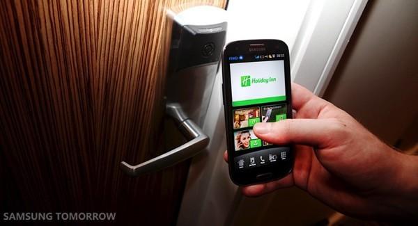 Samsung & Holiday Inn: la coppia vincente delle Olimpiadi 2012