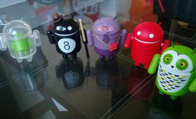 Android Collectibles: in arrivo la terza serie