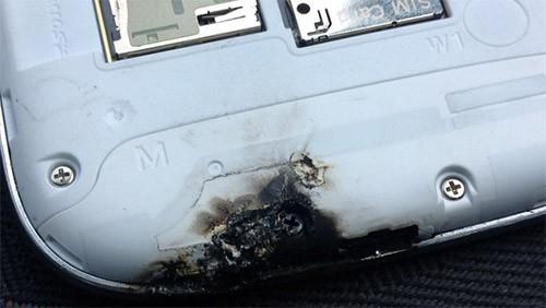 Il Samsung Galaxy S III esploso era stato