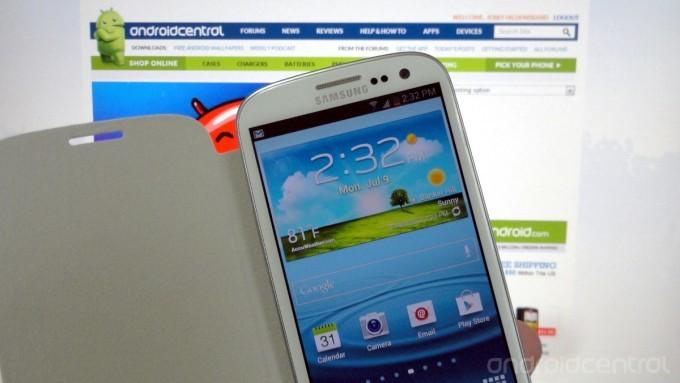 Il Galaxy S III riceverà Jelly Bean presto [INTERNET RUMOR]