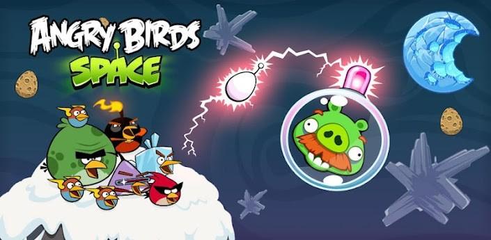 Angry Birds Space si aggiorna e porta 20 nuovi livelli