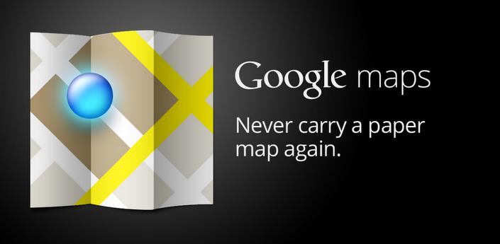 Nuovo update per Google Maps per Android: arrivano le mappe offline