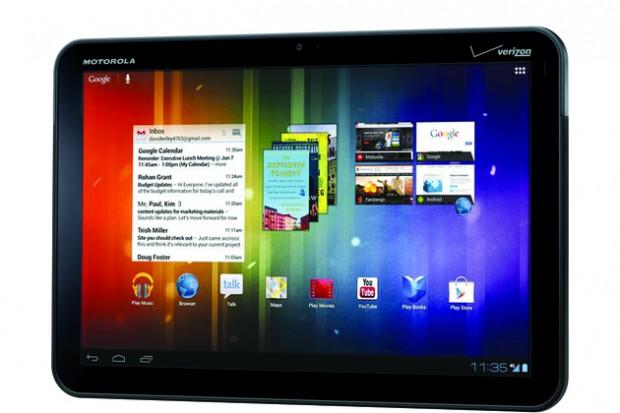 Motorola Xoom 3G: ufficialmente iniziato il roll-out di ICS