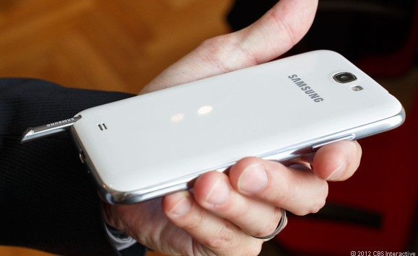 Samsung Galaxy Note II: in Germania con Vodafone a 640€