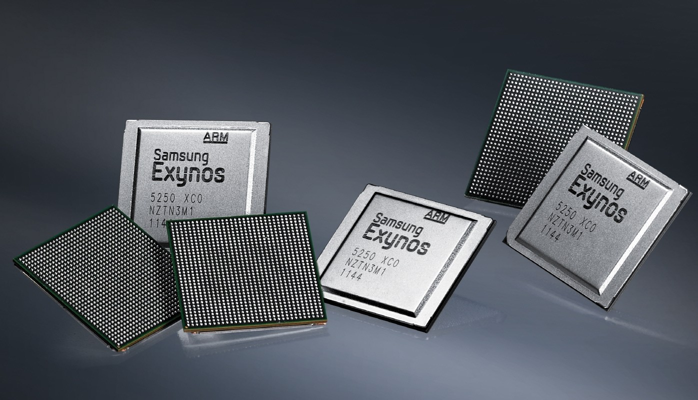Samsung annuncia il nuovo Exynos serie 5 Dual