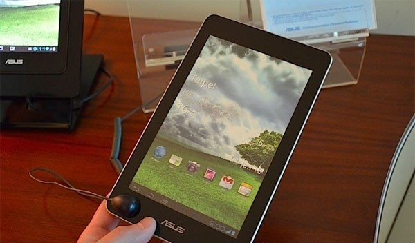 Dalla collaborazione di Google ed ASUS al CES 2012 nacque il Nexus 7