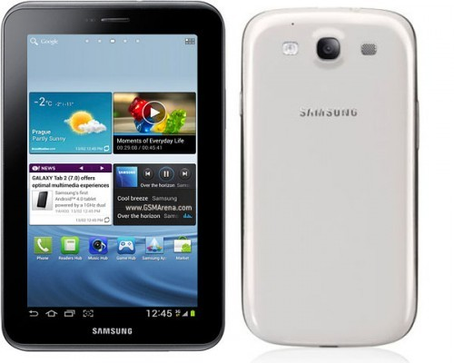 Samsung offre un Galaxy Tab 2 7.0 in regalo a chi acquista un Galaxy S3